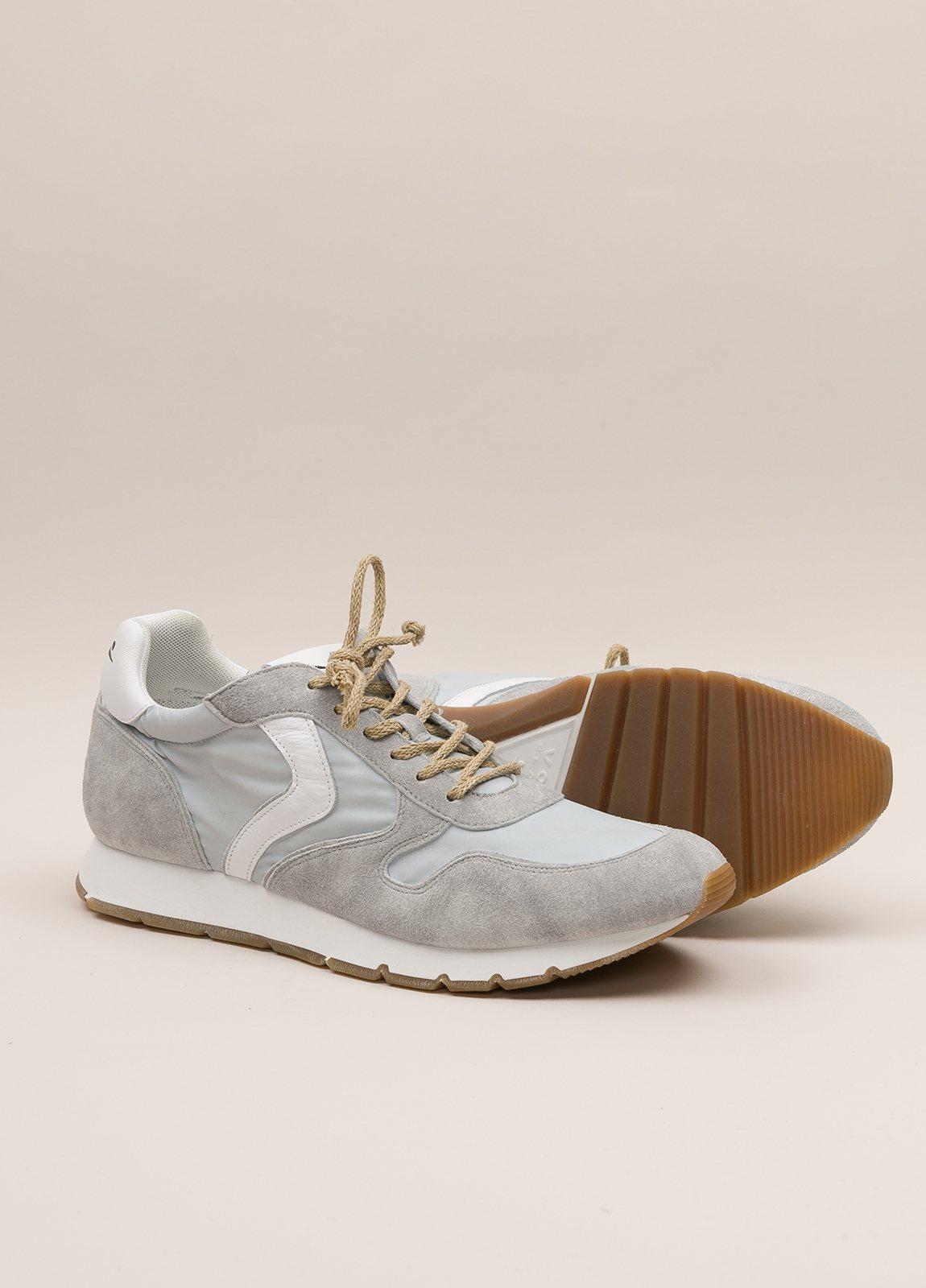Zapatillas casual VOILE BLANCHE gris claro - Ítem3