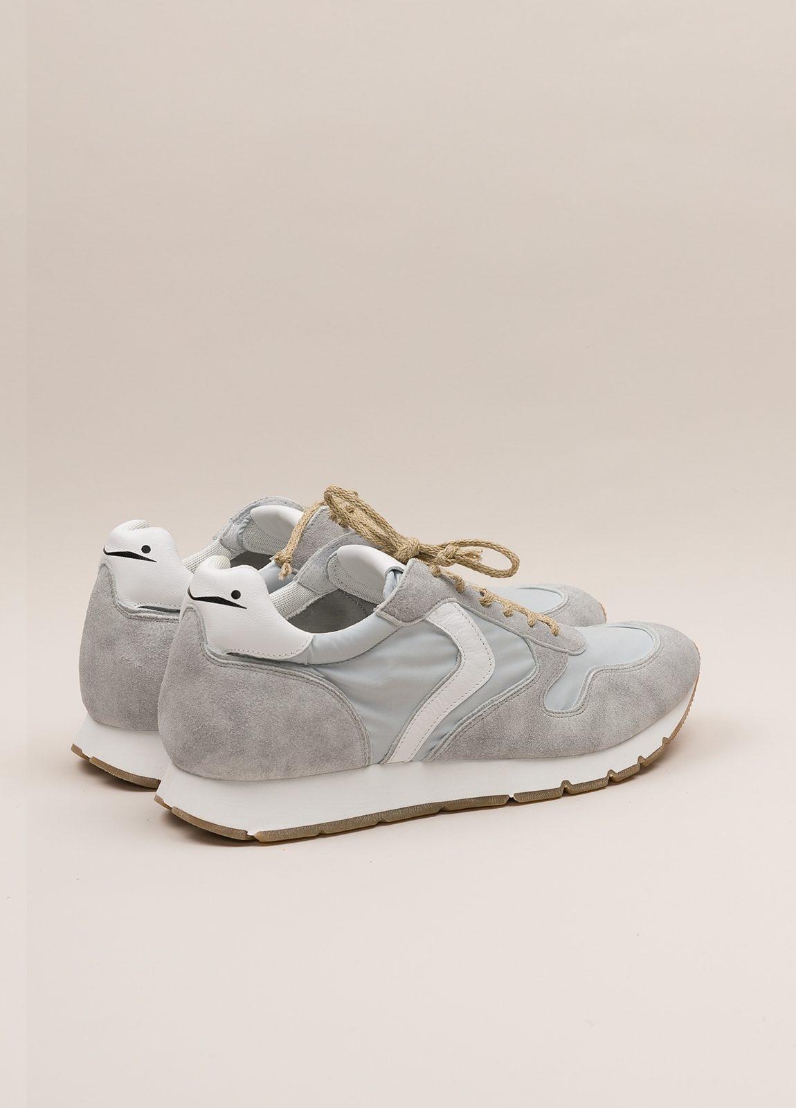Zapatillas casual VOILE BLANCHE gris claro - Ítem4