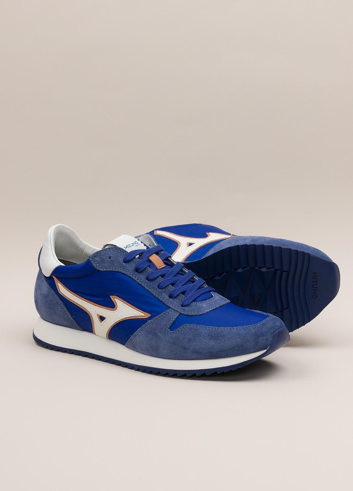 Sneakers MIZUNO azulón - Ítem4