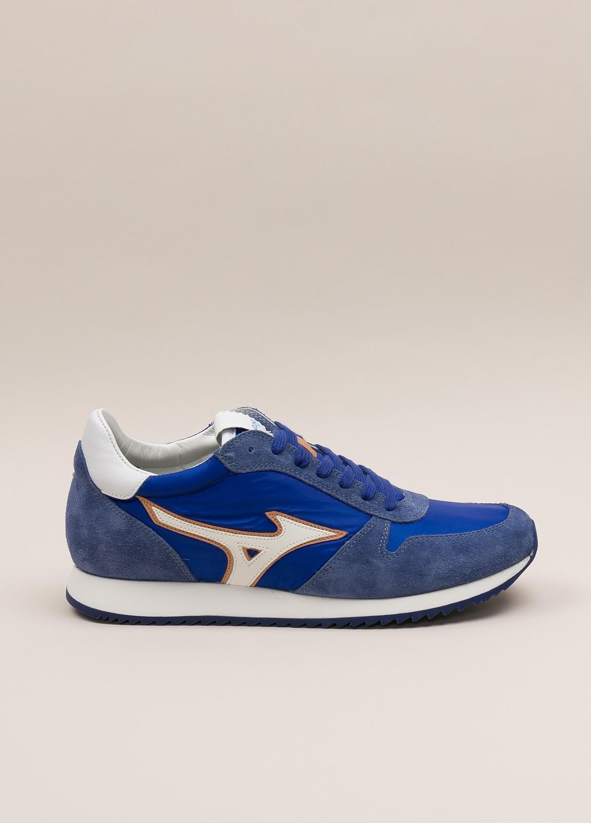 Sneakers MIZUNO azulón