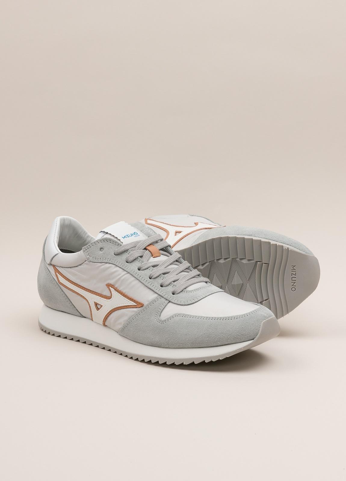 Sneakers MIZUNO gris - Ítem4