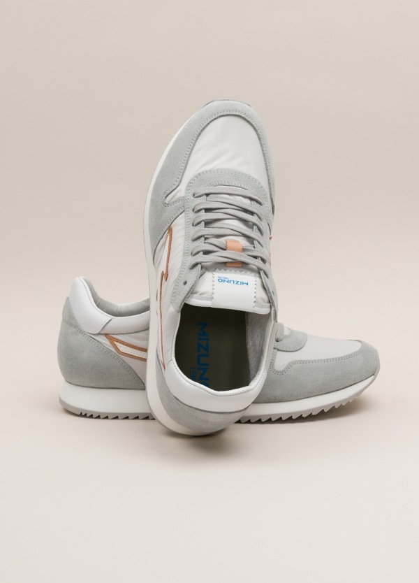 Sneakers MIZUNO gris - Ítem1
