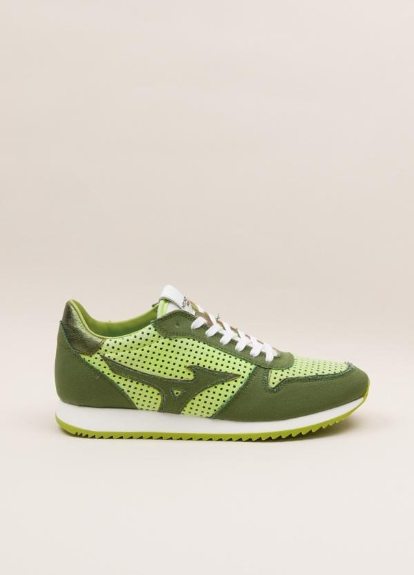Zapatilla deportiva MIZUNO verde