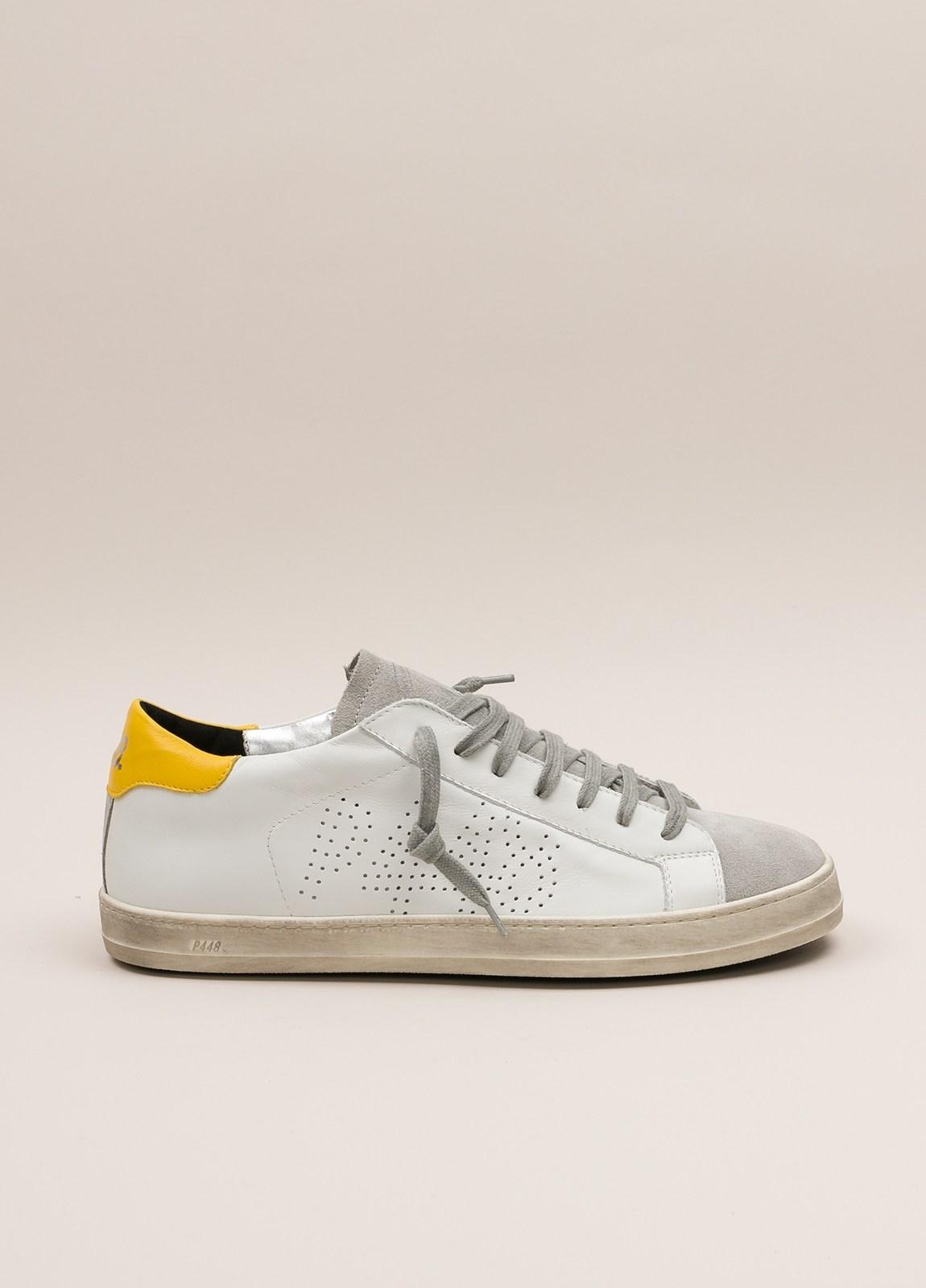 Sneakers P448 blanco