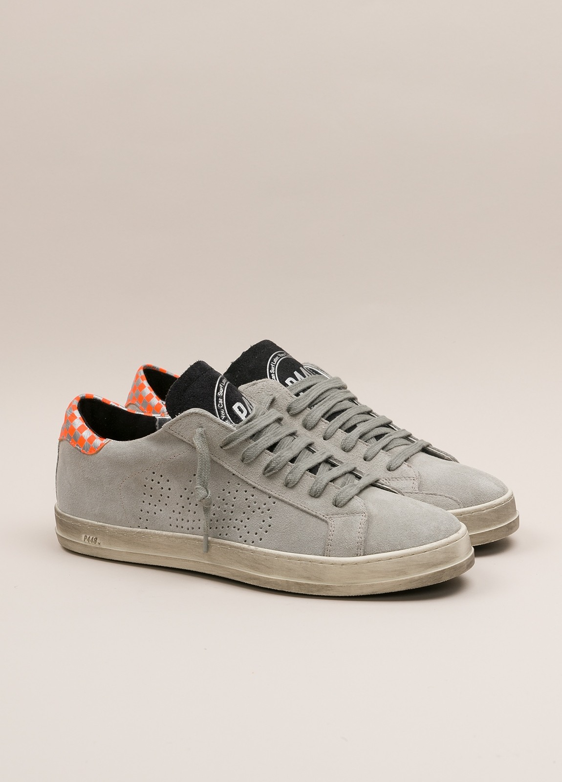 Sneakers P448 gris - Ítem1