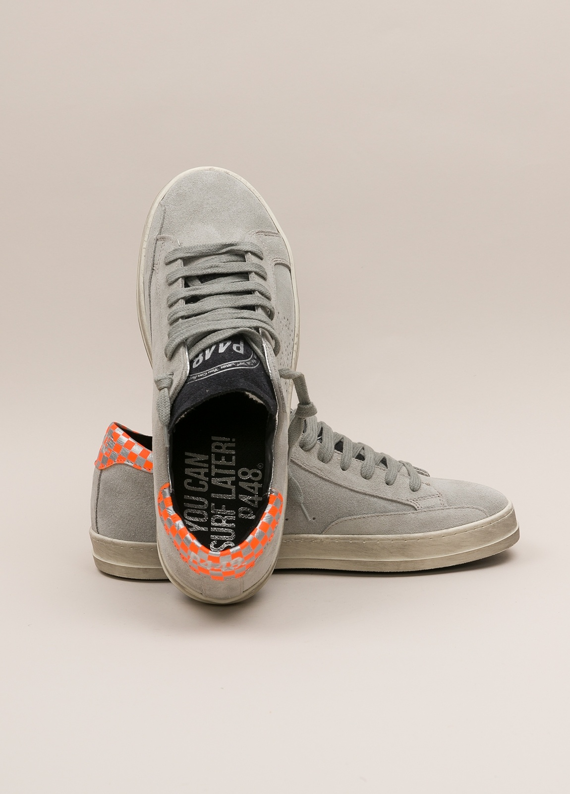 Sneakers P448 gris - Ítem4