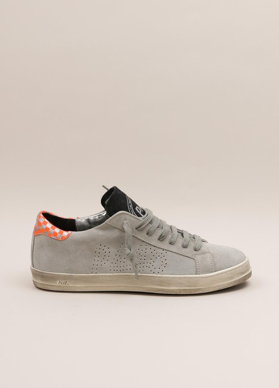 Sneakers P448 gris