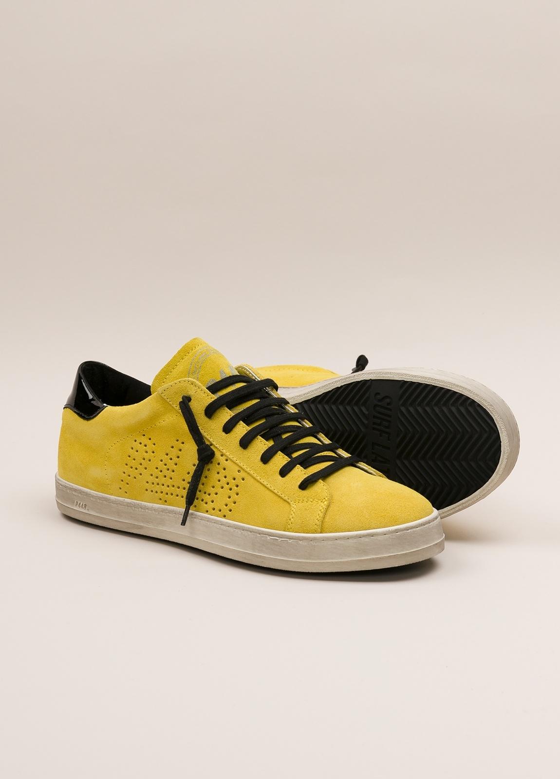 Sneakers P448 amarillo - Ítem3