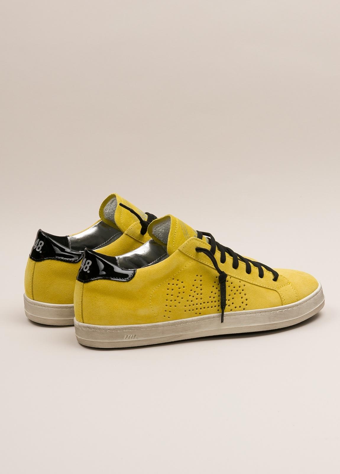 Sneakers P448 amarillo - Ítem1