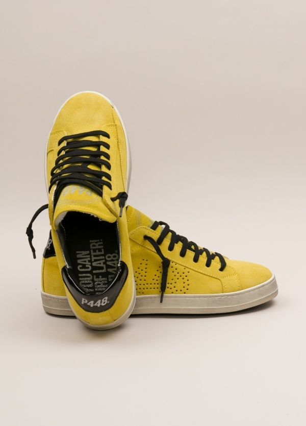 Sneakers P448 amarillo - Ítem4