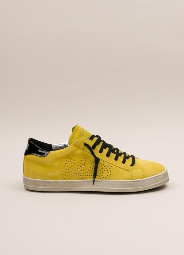 Sneakers P448 amarillo