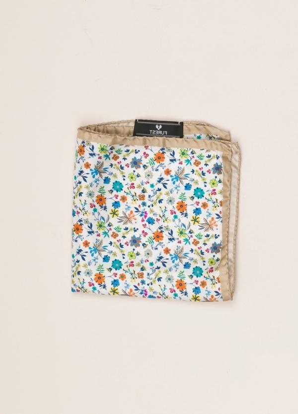 Pañuelo bolsillo FUREST COLECCIÓN flores