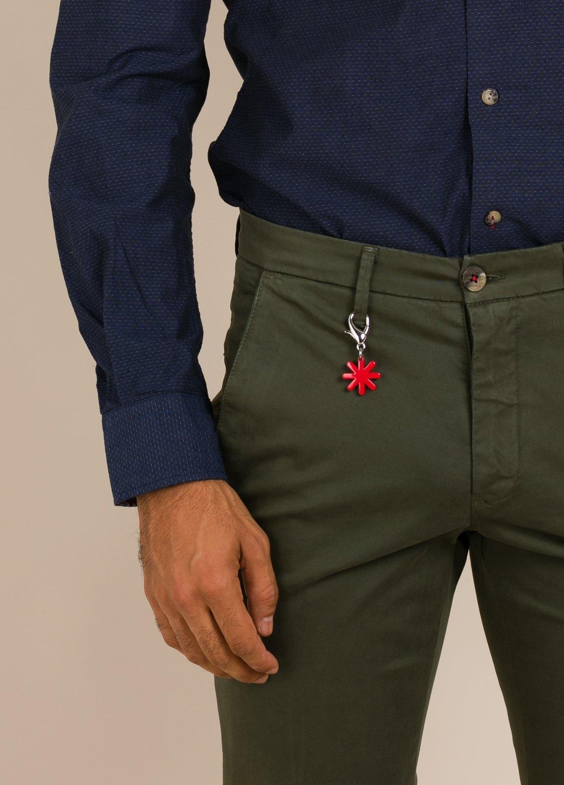 Pantalón MANUEL RITZ verde - Ítem2