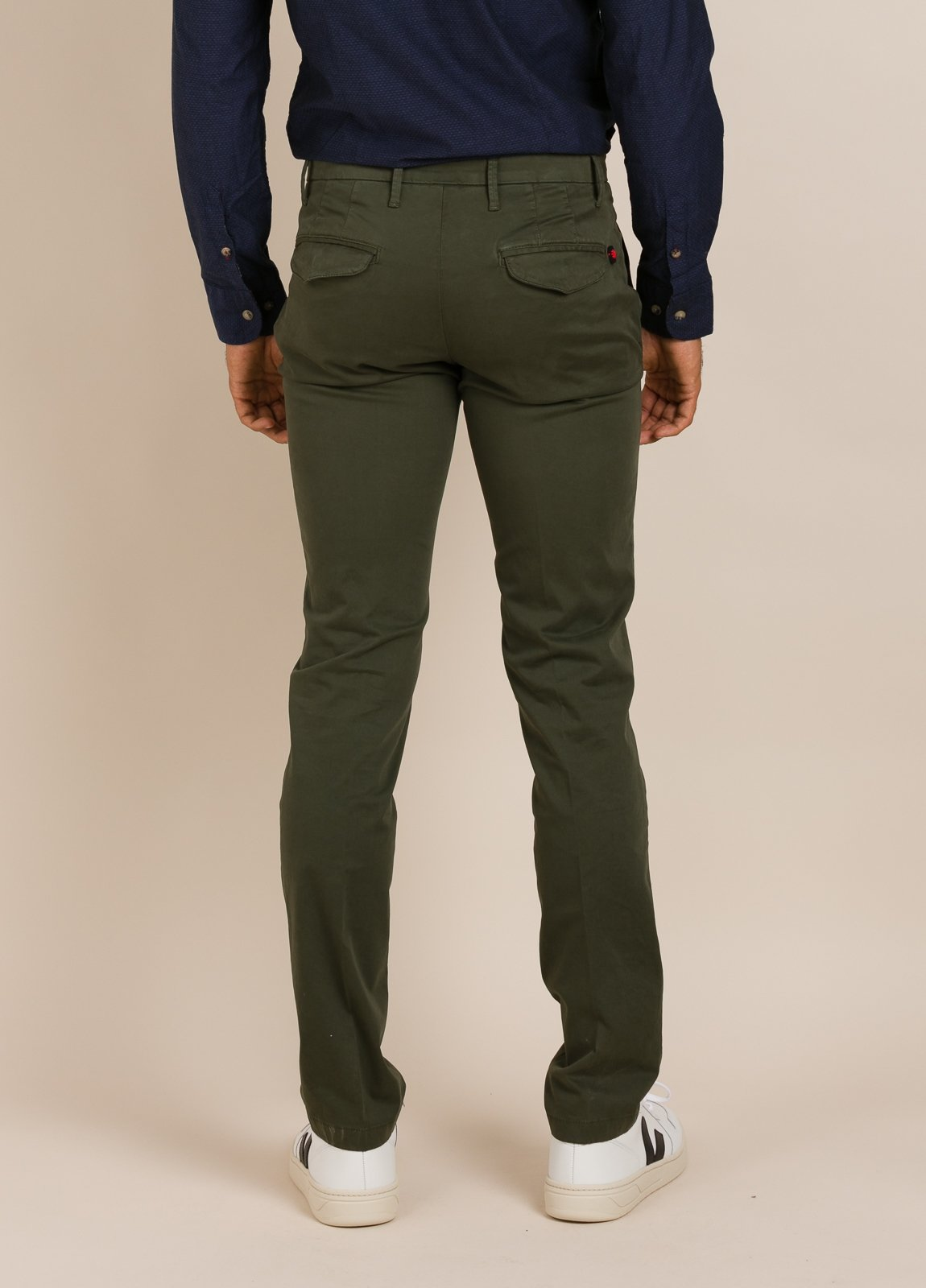 Pantalón MANUEL RITZ verde - Ítem3