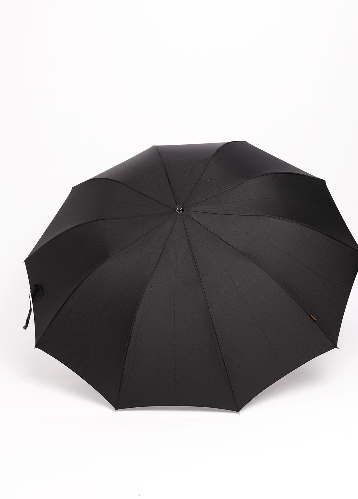 Paraguas FUREST COLECCIÓN plegable puño de madera. - Ítem1