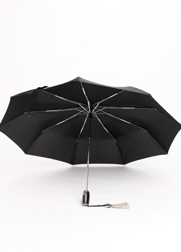 Paraguas FUREST COLECCIÓN plegable negro
