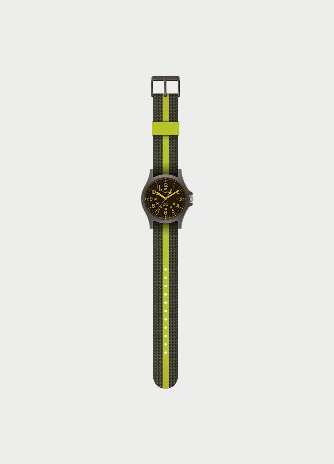 Correa Reloj TIMEX verde (la caja reloj se vende por separado)