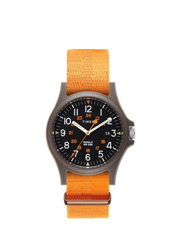 Reloj Timex naranja