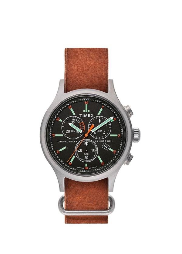 Reloj Timex marrón
