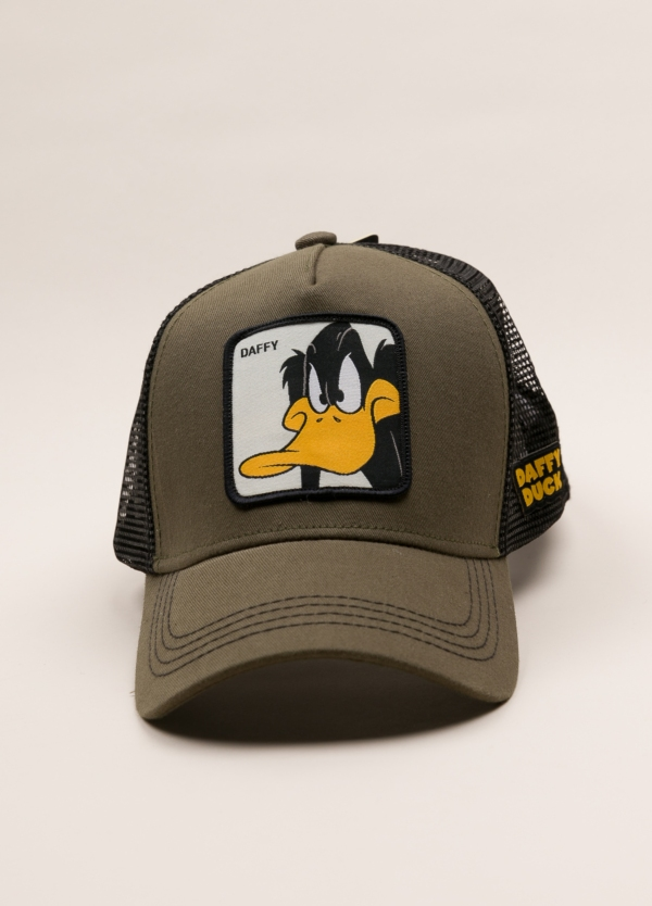 Gorra CAPSLAB Daffy Duck