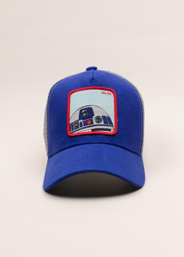 Gorra CAPSLAB R2-D2