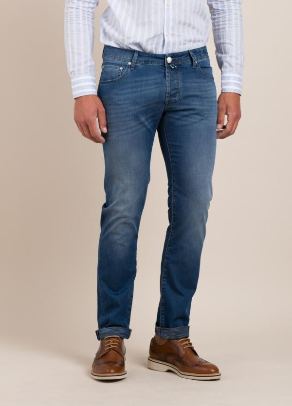 Pantalón tejano JACOB COHEN azul