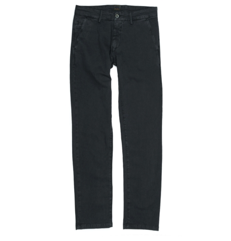 Pantalón Casual Wear, SLIM FIT micro textura color gris oscuro, 97% Algodón 3% Elastómero.