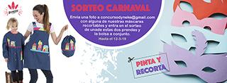 ¡Nuevo sorteo de Carnaval!