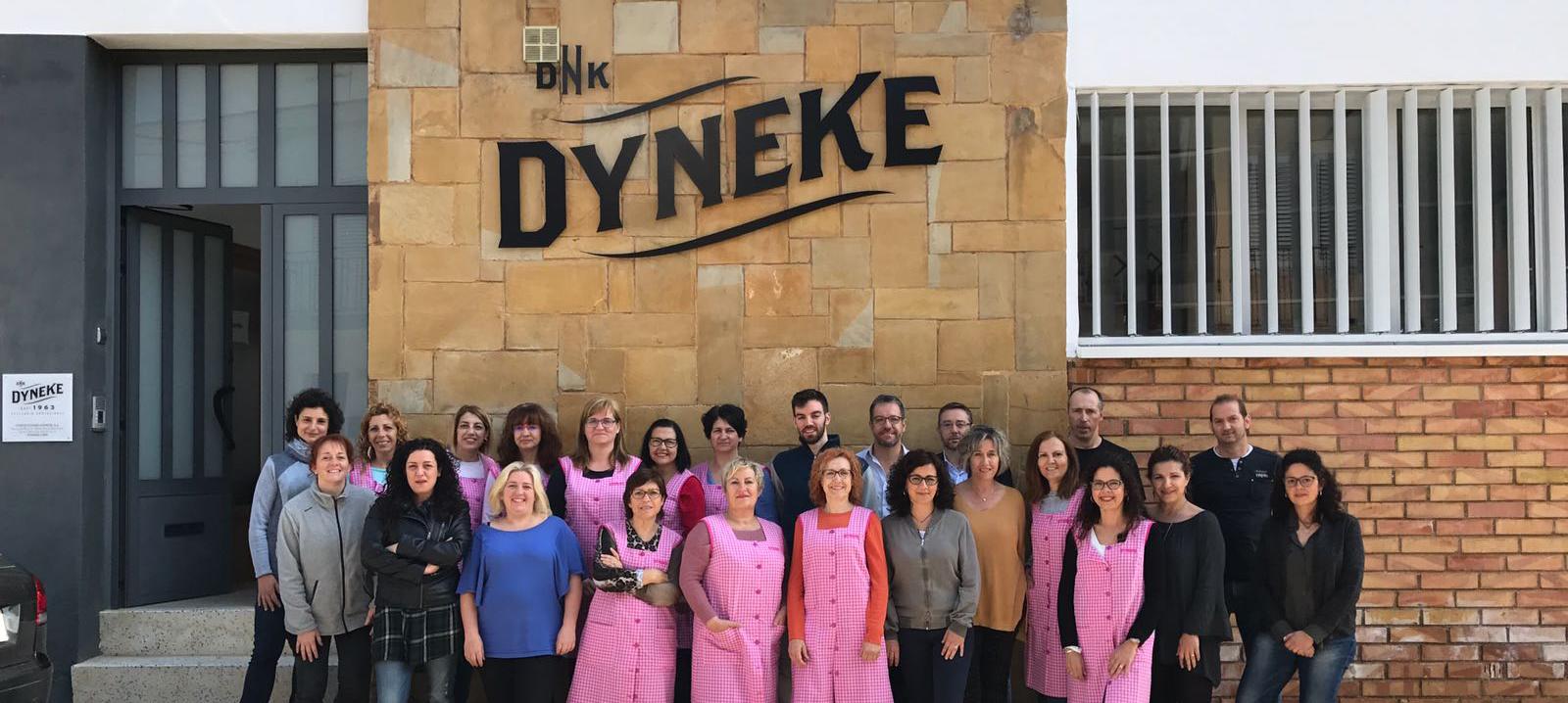 El chef David Andrés será la imagen de la línea de hostelería de Dyneke