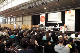 Dyneke en el Fòrum Gastronòmic Girona 2017