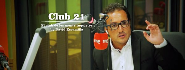 Dyneke participa en el programa Club 21 de Radio 4