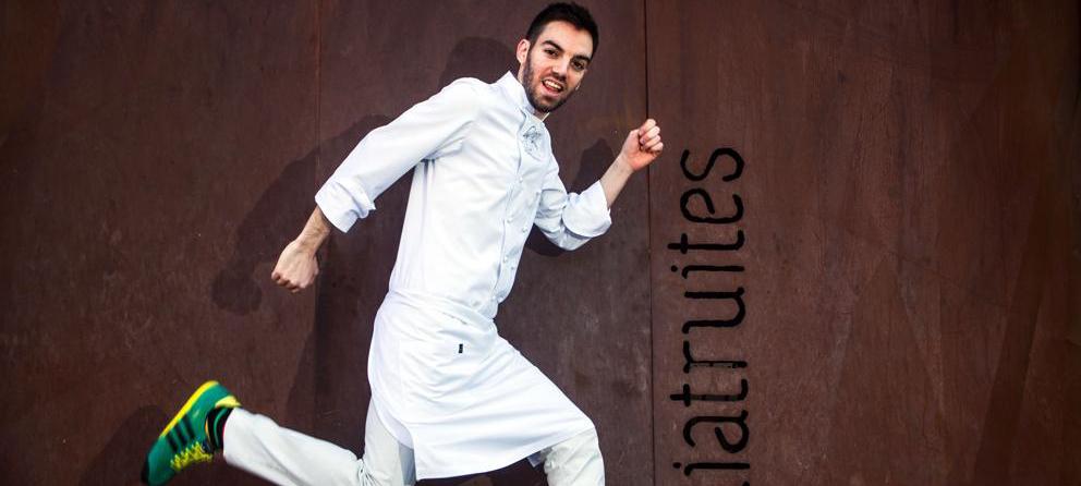 El chef David Andrés ofrecerá un Showcooking en el festival Vadefoodies