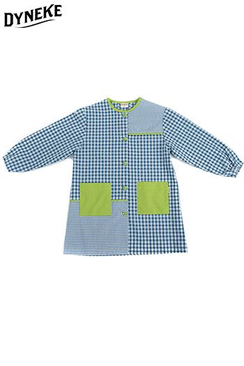 Bata infantil azul