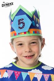 Corona 'cumpleaños'