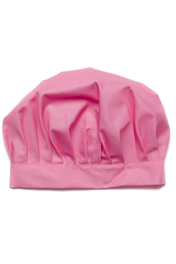 Pink Kids Chef Hat