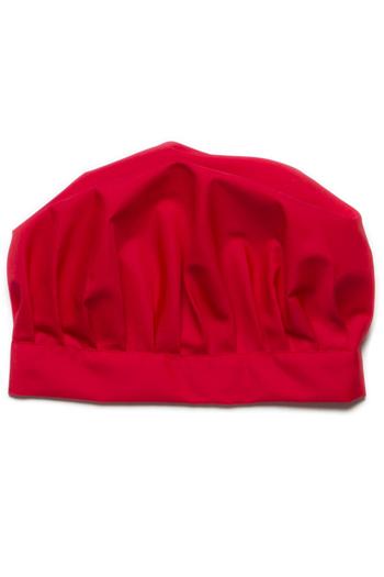 Red Kids Chef Hat