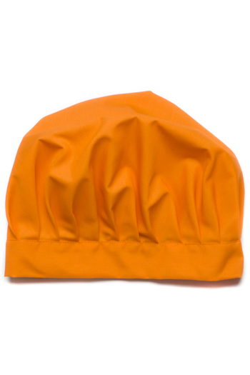 Orange Kids Chef Hat