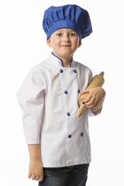 Bata infantil Cocinero