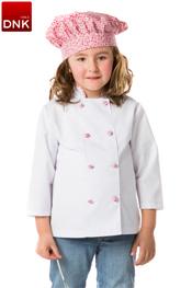 Chaqueta infantil cocinera