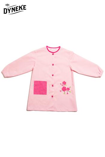 Bata infantil niña 'caniche' rosa