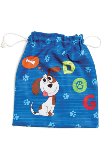 Bolsa merienda 'dog'