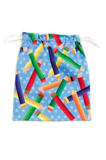 Bolsa merienda 'lápices'