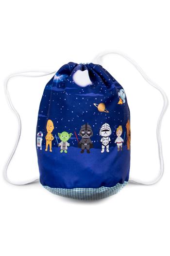 Petate infantil 'Galaxias''