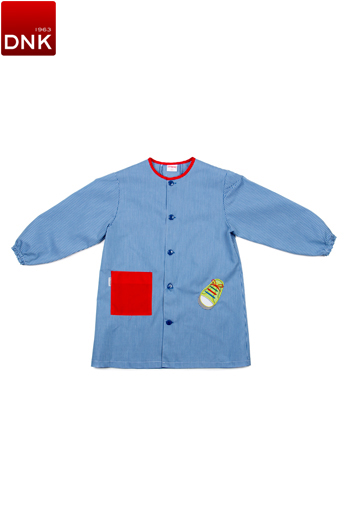 Blue Button's Smock 'Sneakers'