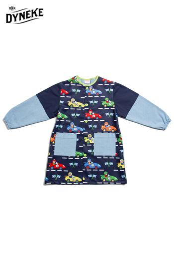 Bata infantil niño 'carreras' azul