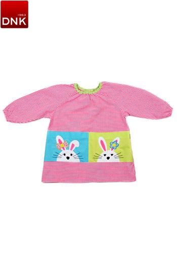 Bunny Preschool Smock