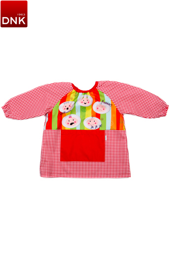 Faces Babies' Preschool Smock