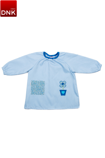 Babi infantil 'Maceta azul'