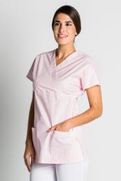 Pink tunic pediatric health