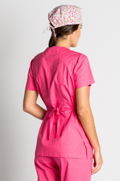 Fuchsia Woman Tunic Health